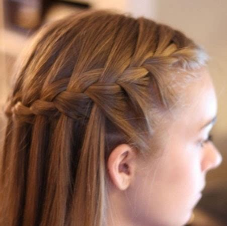 Simple Braided Hairstyles by And Simple Braided Hairstyles