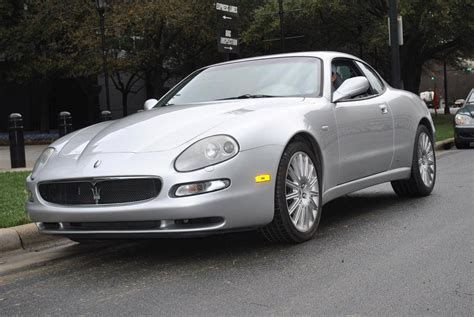 Maserati Cambiocorsa For Sale by 2002 Maserati Cambiocorsa For Sale 2071647 Hemmings
