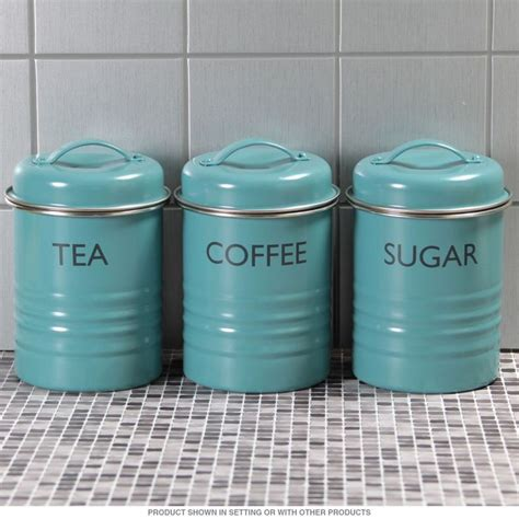 coffee kitchen canisters best 25 tea coffee sugar canisters ideas on