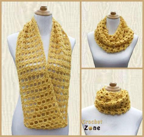 cowl pattern dk yarn quot butterscotch cowl free crochet pattern crochet all
