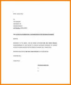 Authorization Letter For Bank Signatory 4 Authorized Signatory Letter Sephora Resume
