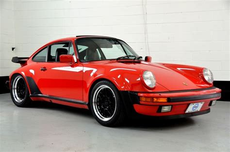 porsche 930 modified 1986 930 turbo coupe kokeln modified 500hp pelican parts