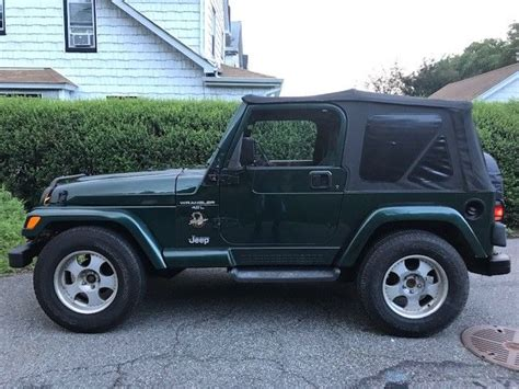 Reliable Jeep Reliable 1999 Jeep Wrangler 4 215 4 For Sale