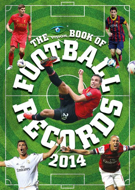 vision book of football the vision book of football records 2014 newsouth books