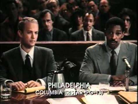 Watch Philadelphia 1993 Full Movie Philadelphia 1993 Trailer Youtube