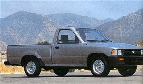 Toyota Small Trucks 1995 Toyota Compact Truck Review