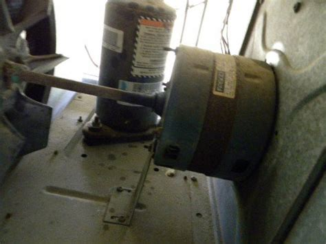 rv ac fan motor rv and cer rooftop air conditioner maintenance