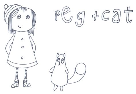 peg cat by joyfulmusic on deviantart