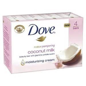 Bed Bath And Beyond Shower dove purely pampering coconut milk beauty bar with jasmine