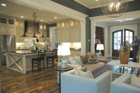 kitchen living room open floor plan paint colors i like that slate blue paint color living room pinterest