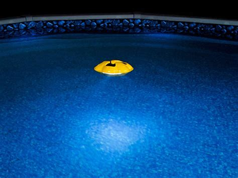 pool fountain with lights floating pool fountains with lights images