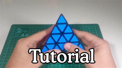 tutorial rubik pyraminx master pyraminx tutorial en espa 241 ol youtube