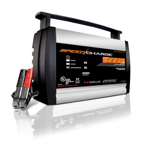 battery charger 10 schumacher electric 10 speedcharge battery charger