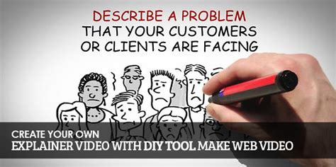 diy explainer create your own explainer with diy tool make web