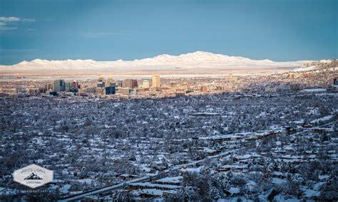 x salt lake city winter begins the holidays james udall