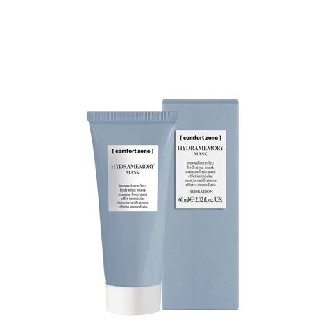 comfort zone face products skin care hydramemory mask