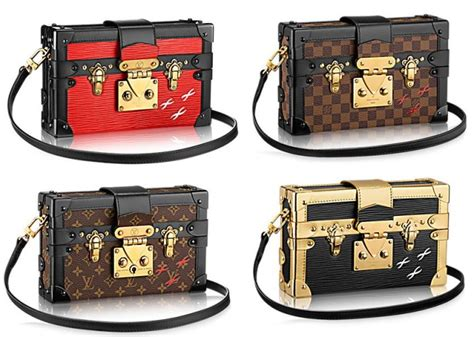 louis vuitton prices petite malle  lux pursuits