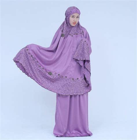 Mukena Fatin Corneli Tosca mukena antik fatin lavender 187 mukena cantik baju muslim