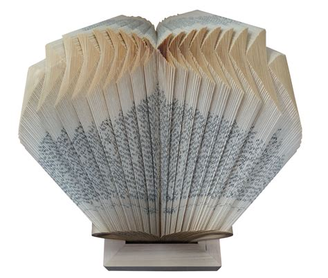decorative objects for home balsamo antiques contemporary italian folded book sculpture
