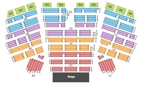 soaring eagle outdoor concert seating soaring eagle casino resort tickets in mount pleasant