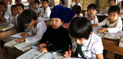 problems with education in burma linger