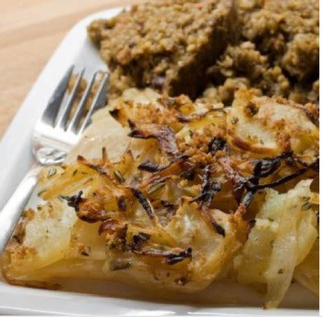 sedano rapa in inglese haggis vegetariano con tortino di patate e sedano rapa
