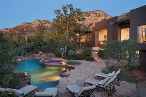 Sedona Homes For Sale Property Houses And Real Estate Luxury Homes For Sale In Sedona Az