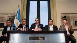 marilu leverberg conferencia de prensa por el acuerdo salarial docente hay acuerdo por un bono de 2 000 de piso para el sector