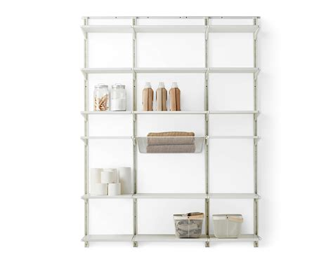 wall mount shelving wall mounted shelves ikea