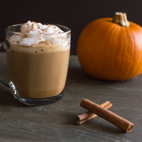 pumpkin spice for coffee five ingredient fridays frugal girl s pumpkin spice latte