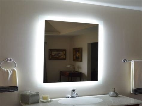 lighted bathroom mirrors wall unique 70 wall mounted makeup mirror lighted decorating