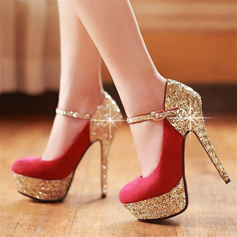 High Heels Wedding Gold Tb33 7 fashion tips just for tiny females to think about