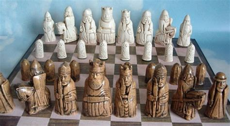 Unusual Chess Sets by Isle Of Lewis Harry Potter Chess Set For Valentine S