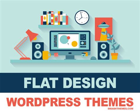 design milk wordpress theme 30 best flat design wordpress themes 2014 smashthemes