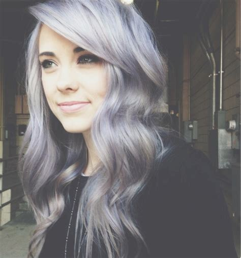 young women with gray hair violet silver hair on young violet salon tumblr