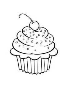 cupcake pictures free free printable cupcake coloring pages kids projects