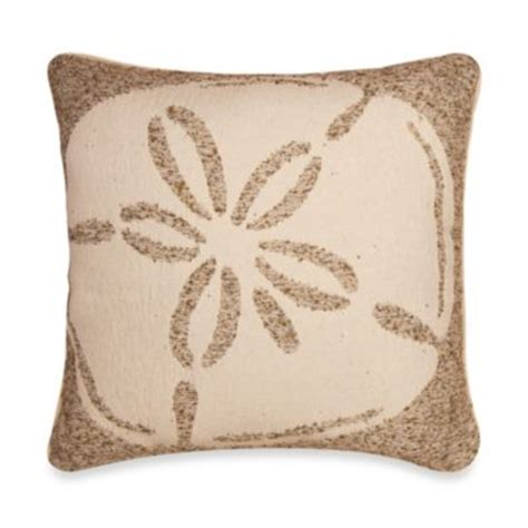Sand Dollar Pillows by Buy Sand Dollar Pillows From Bed Bath Beyond