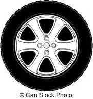 Car Tire Clipart Free Tire Clip And Stock Illustrations 42 819 Tire Eps