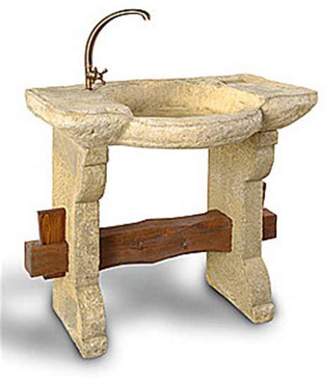 lavelli in cemento crear arredo esterni e giardino vasche e lavelli