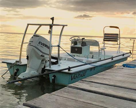 fishing boat for sale belize belize skiff life fishing boating articles