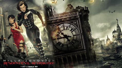 misteri film resident evil resident evil retribution full hd wallpaper and
