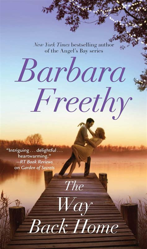the way back home book by barbara freethy official