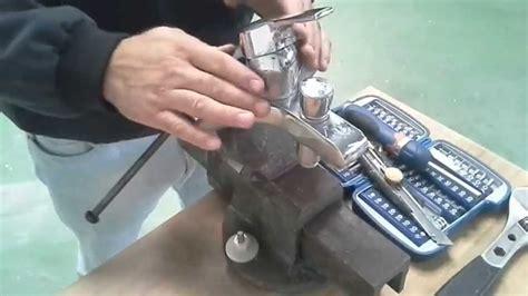 comment demonter un robinet mitigeur de cuisine comment changer la cartouche d un mitigeur