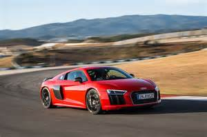 Audi V10 Plus Photo Gallery 692777 2017 Audi R8 V10 Plus Review