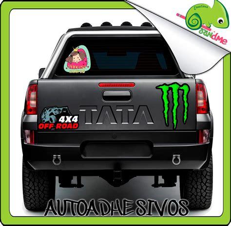 Sticker Auto 4x4 by Stickers Osandme Auto Moto Logos Monster 4x4 Dakar Dc Y