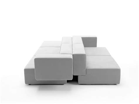 Step By Step Touch 3605 by Modular Sofa Step By Viccarbe Design Vincent Duysen
