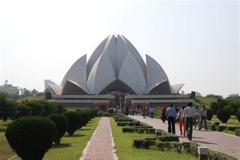 lotus temple va le temple du lotus 224 delhi inde
