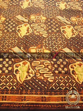 Bahan Batik Tulis Sekar Bunga 2 Jual Bahan Batik Kombinasi Tulis Sekarjagad Klasik Coletan