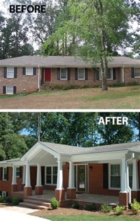 Kitchen Remodel Ideas Before And After curb appeal 8 stunning before amp after home updates