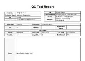 qc tracking software quality control tracking software